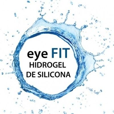 Lentes de Contacto de Hidrogel de Silicona eyeFIT