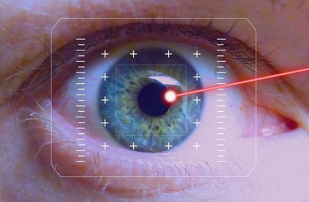 Cirugía láser – Operación láser